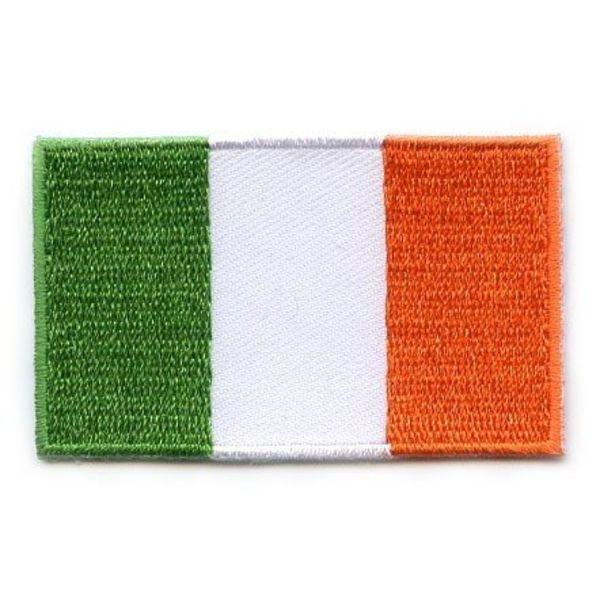 BACKPACKFLAGS flag patch Ireland