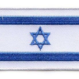 flag patch Israel