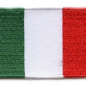 Flaggenpatch Italien