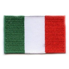 BACKPACKFLAGS flag patch Italy