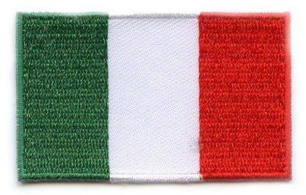 Flaggen-Patch Italien