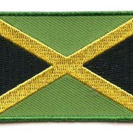 flag patch Jamaica
