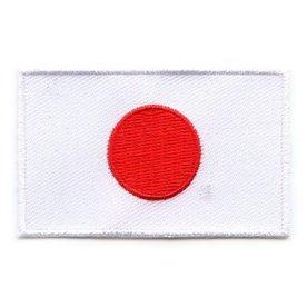 flag patch Japan