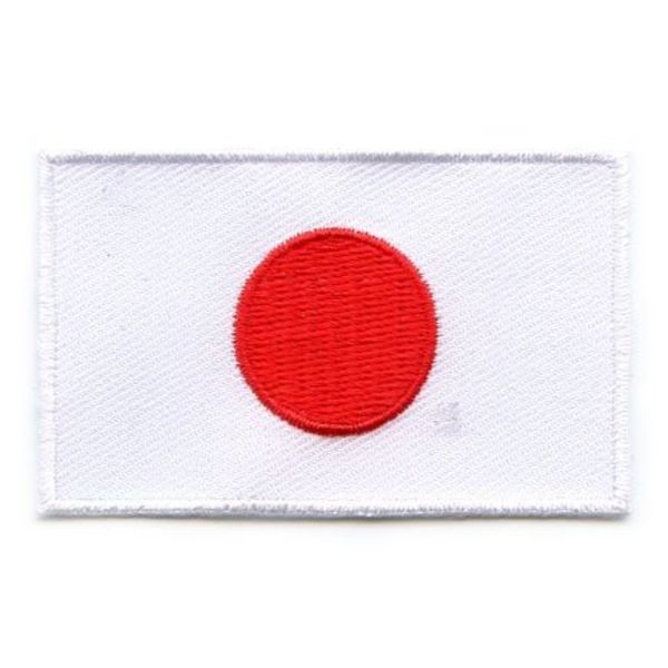 BACKPACKFLAGS flag patch Japan