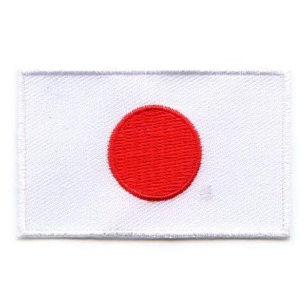 Japan Flagge Patch