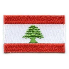 BACKPACKFLAGS flag patch Lebanon
