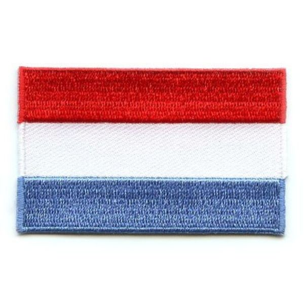 Flaggenpatch Luxemburg