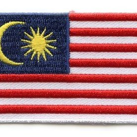 flag patch Malaysia