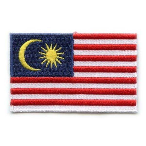 Malaysia Flag Patch