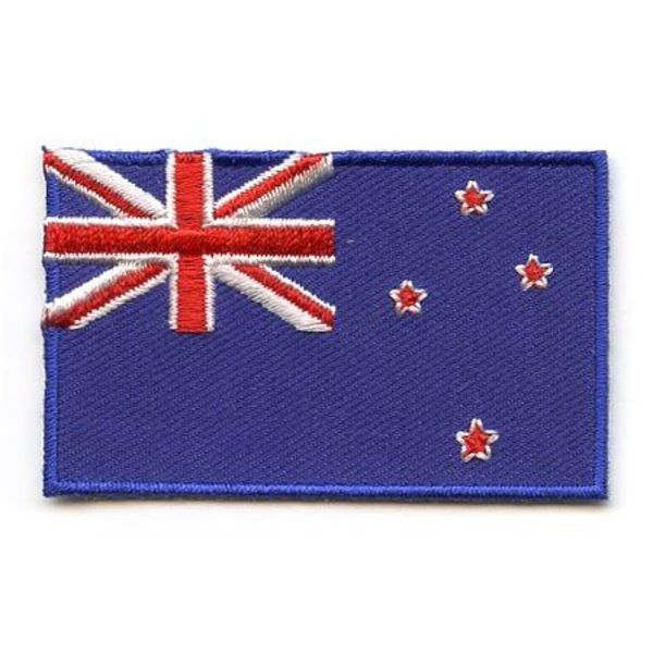 BACKPACKFLAGS flag patch New Zealand