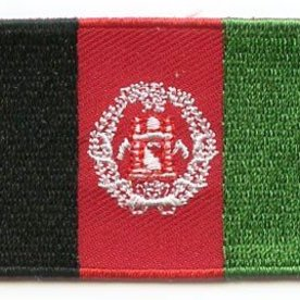 BACKPACKFLAGS flag patch Afghanistan