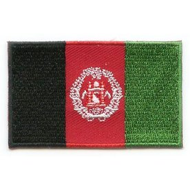 flag patch Afghanistan