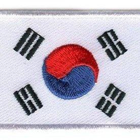 BACKPACKFLAGS flag patch South Korea