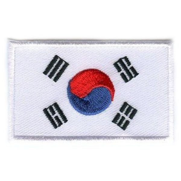 BACKPACKFLAGS flag patch South Korea