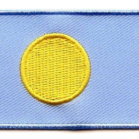 BACKPACKFLAGS flag patch Palau