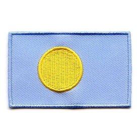 flag patch Palau