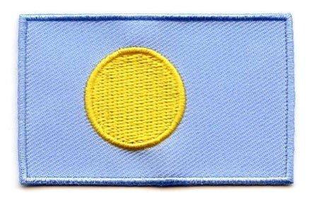 vlag patch Palau