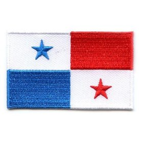 Flaggenpatch Panama