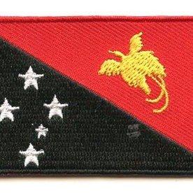 flag patch Papua New Guinea