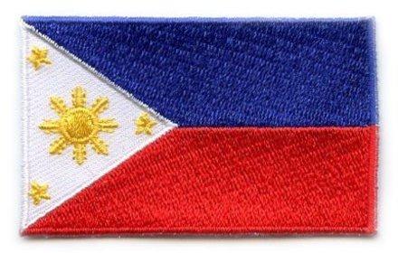 flag patch Philippinen