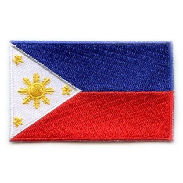 flag patch Philippines