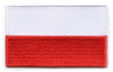 vlag patch Polen