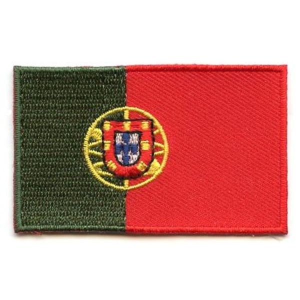 BACKPACKFLAGS flag patch Portugal