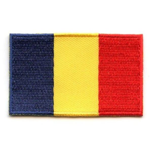 BACKPACKFLAGS flag patch Romania