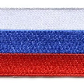 BACKPACKFLAGS flag patch Russia