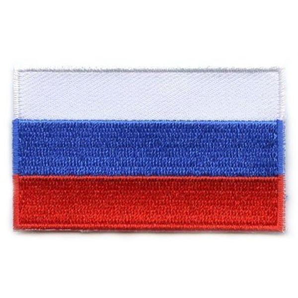 Russischer Flaggenfleck