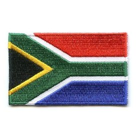 BACKPACKFLAGS flag patch South Africa