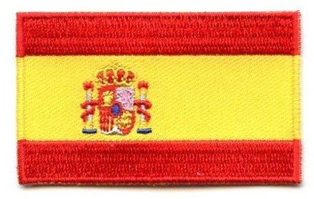 Flaggen-Patch Spanien
