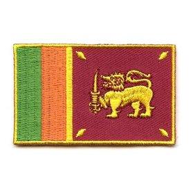 BACKPACKFLAGS flag patch Sri Lanka