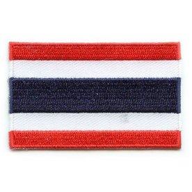 BACKPACKFLAGS flag patch Thailand