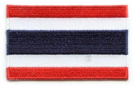 vlag patch Thailand