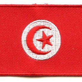 flag patch Tunisia