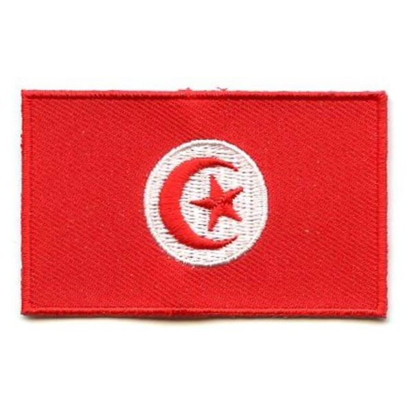 BACKPACKFLAGS flag patch Tunisia