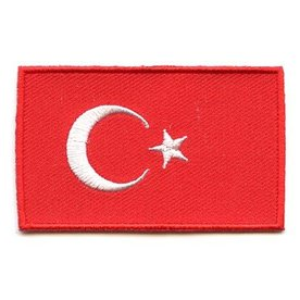 BACKPACKFLAGS flag patch Turkey