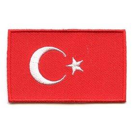 flag patch Turkey