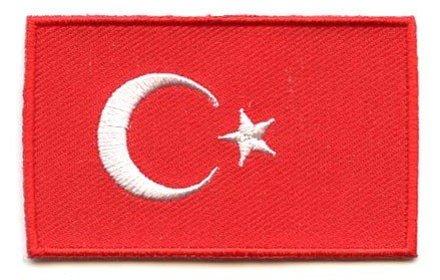 Flagge Patch Türkei