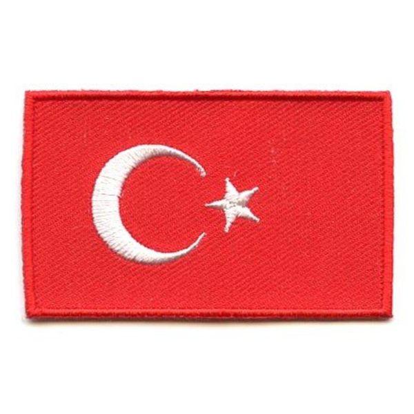 Türkische Flagge Patch