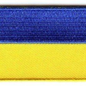 flag patch Ukraine