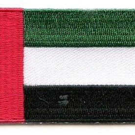 flag patch United Arab Emirates
