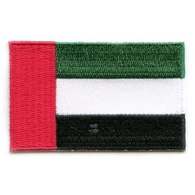 BACKPACKFLAGS flag patch United Arab Emirates