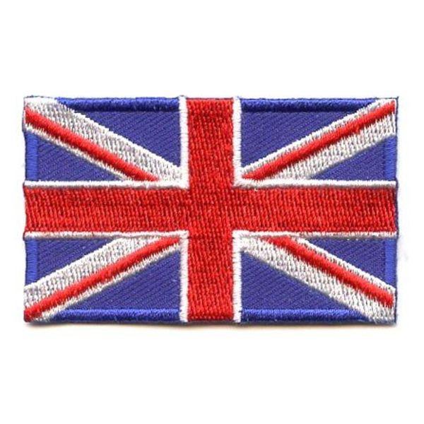 UK Flaggen-Patch