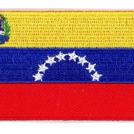 BACKPACKFLAGS flag patch Venezuela