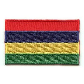 BACKPACKFLAGS flag patch Mauritius