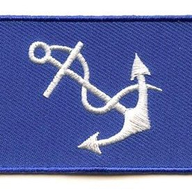BACKPACKFLAGS flag patch Captain