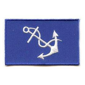 flag patch Captain