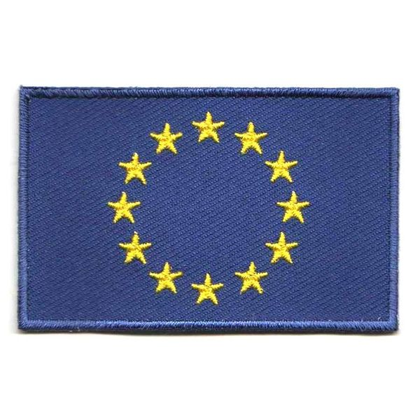 flag patch Europe